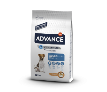 Advance Dog Mini Adult 7.5кг